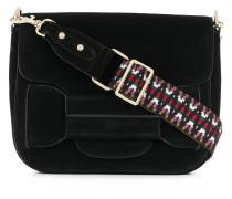 embroidered strap Ali messenger bag