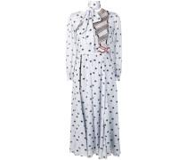 'Storm' Kleid mit Schal