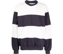 Gestreiftes Sweatshirt