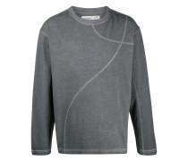 A-Cold-Wall* Sweatshirt mit Flatlock-Naht
