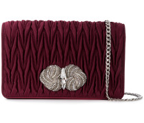Clutch mit Chevronmuster