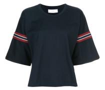 T-Shirt mit kastiger Silhouette