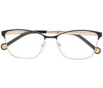 Brille mit Horngestell