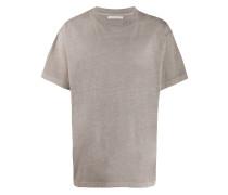 T-Shirt mit rundem Ausschnitt