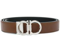 double Gancio buckle belt