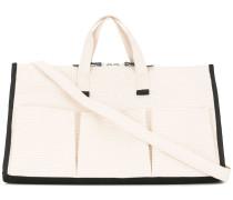 Handtasche mit mehreren Taschen