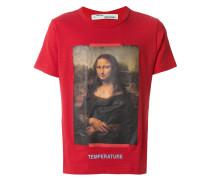 Monalisa printed T-shirt
