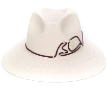 Hut mit Schleife