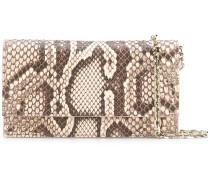 foldover snake clutch