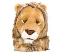 faux fur lion backpack