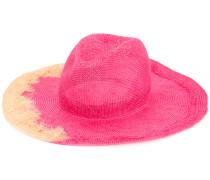 x Kijimatakayukitie dye panama hat