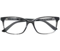 Brille mit meliertem Gestell