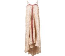 floral print flared dress