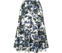 Ina floral skirt