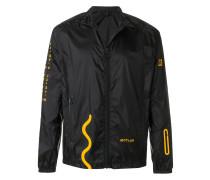 X 66°North running jacket