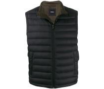 reversible padded vest