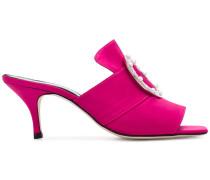 pink Gala 70 mules