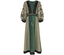 'Celia' Kleid mit V-Ausschnitt