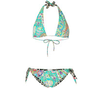 Bikini mit reversiblem Design