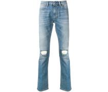 'Max' Jeans im Distressed-Look