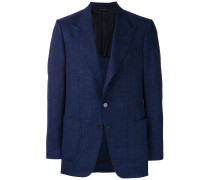 fitted tailored jacket