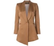 asymmetric design jacket