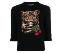 cherry tiger sweater