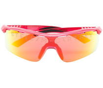 visor gradient sunglasses