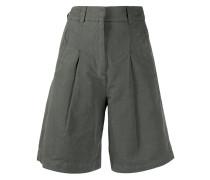 Hoch sitzende Cargo-Shorts