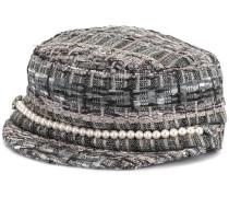 'Elyse' Mütze aus Tweed