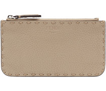 stitch detail wallet