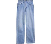 Jeans in Stone-Wash-Optik