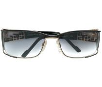 enamelled rectangle frame glasses