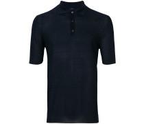 chevron polo shirt