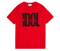 Sweatshirt mit ''Billy Idol''-Print