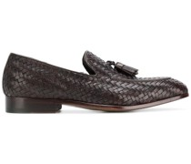 Gewebte Loafer