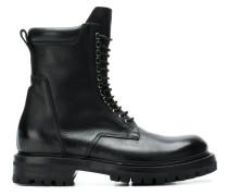Army-Stiefel mit Schnürung