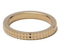 'Pyramid Guilloche' Ring