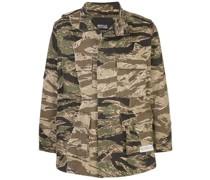'Cut me Up' Military-Jacke