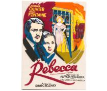 'Rebecca' Clutch im Buchdesign