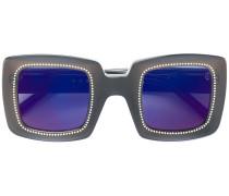 acetate square glasses