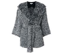 Texturierter Mantel