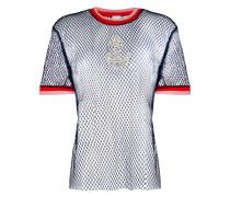 'Carice' Netz-T-Shirt