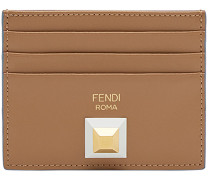 two tone card holder