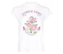 """G.V.G.V. """"Botanical Marine"""" printed T-shirt"""