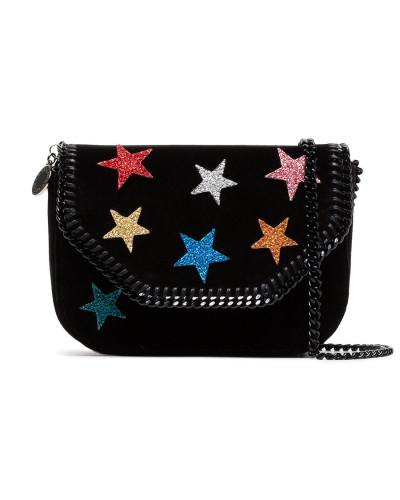 Stella McCartney Damen Mini 'Falabella Stars' Umhängetasche Preiswerte Reale Günstig Kaufen Zum Verkauf Billige Eastbay Freies Verschiffen Erstaunlicher Preis Billig Verkaufen Billigsten Wz4zO
