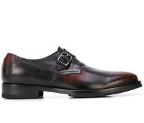 Monk-Schuhe im Used-Look