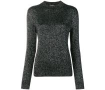 glitter detail sweater