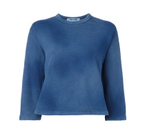 Sweatshirt mit Farbeffekt