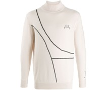 A-Cold-Wall* Pullover mit Stickerei